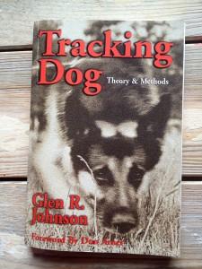 Buch über Fährtenhund Ausbildung